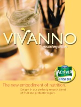 Vivanno In-Store Poster A